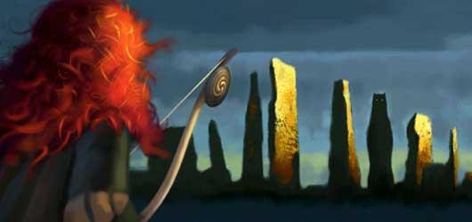 disney pixar brave. Pixar#39;s Brave Casting Shake Up