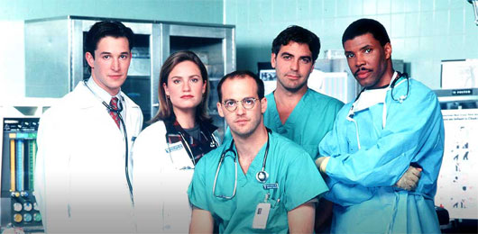 the top before they were famous guest stars of er movie a day er