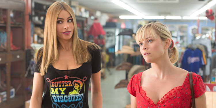 Hot Pursuit Trailer Reese Witherspoon Tries To Protect Sofia