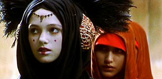 Star Wars: Episode I – The Phantom Menace (1999) Role: Sabe (Padme's Double)