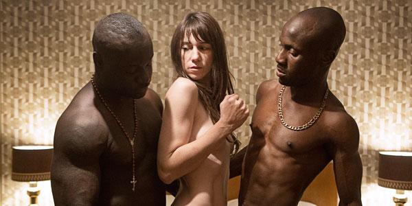 Plesbian porn star