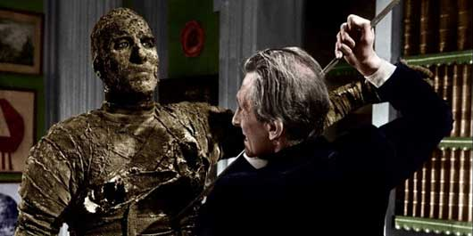 The mummy 1959 blu ray