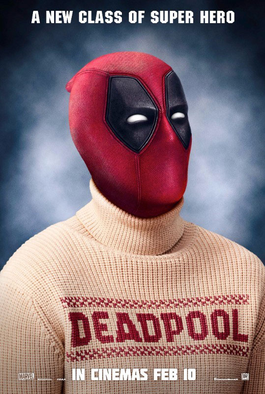 deadpool-christmas-poster