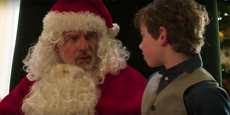 Bad Santa 2 Red Band Trailer - Billy Bob Thornton is getting ...