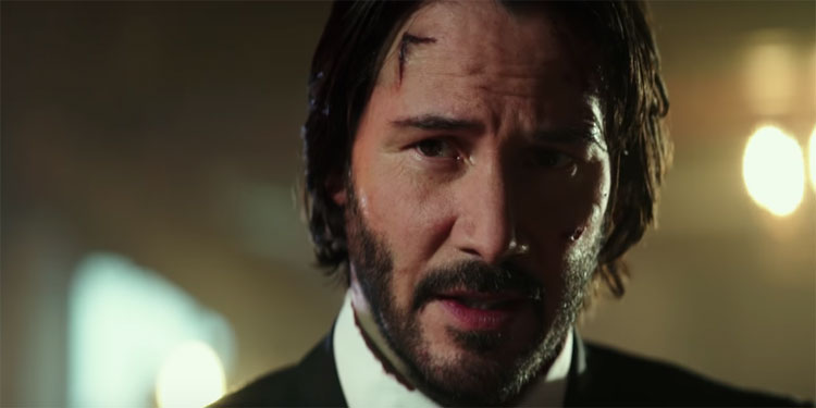 John Wick: Chapter 2 Teaser Trailer - Keanu Reeves is back in action ...